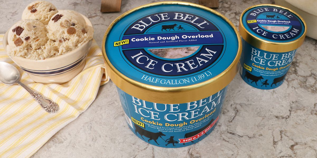 Blue Bell releases first new ice cream flavor of 2020