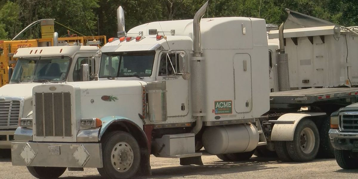Local truck drivers react to possible change to federal commercial driving laws