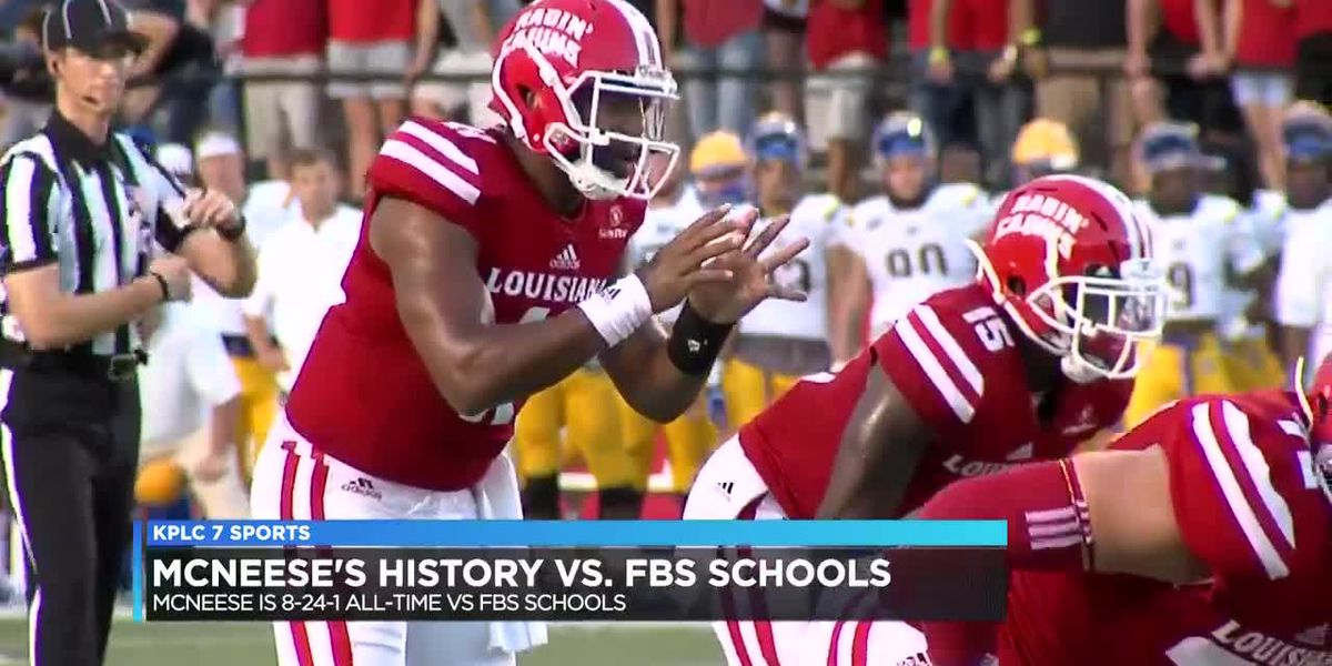 Guidry talks McNeese's history vs FBS opponents