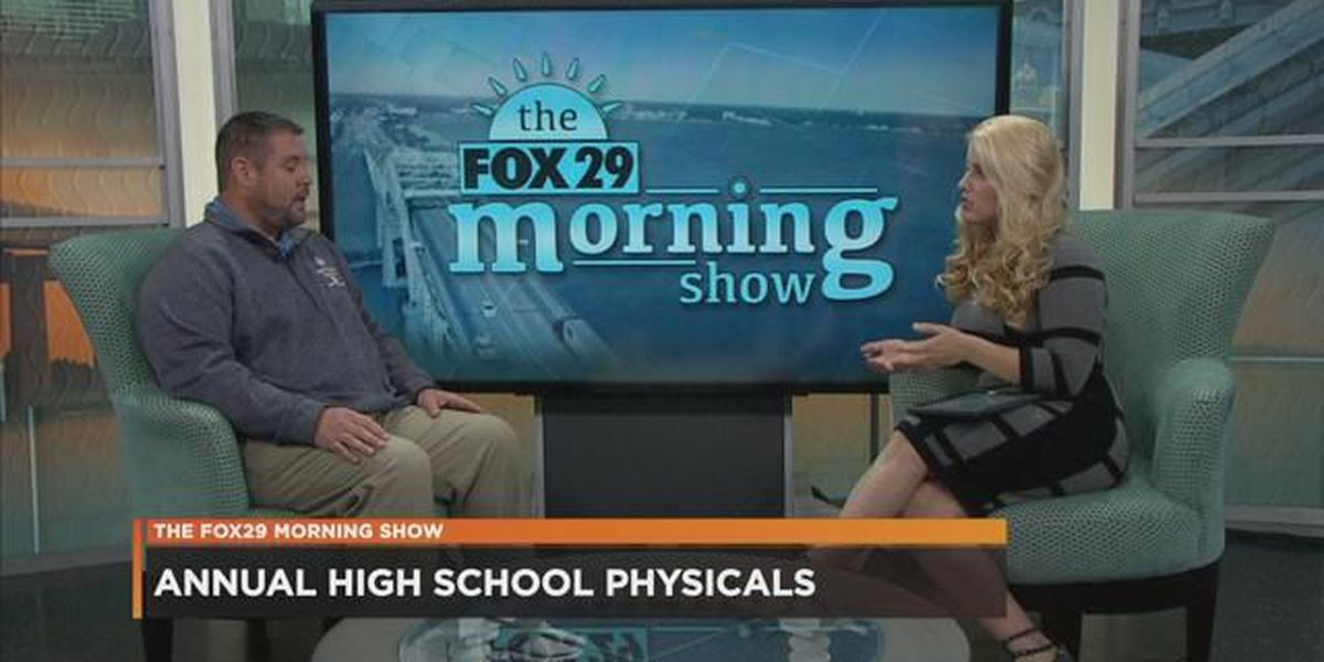 VIDEO: Sports physicals