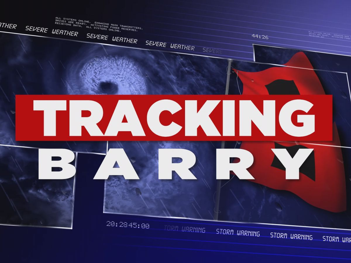WATCH LIVE: Tracking Barry