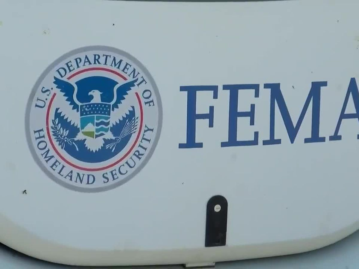 FEMA deadline to register for Hurricane Laura two weeks away