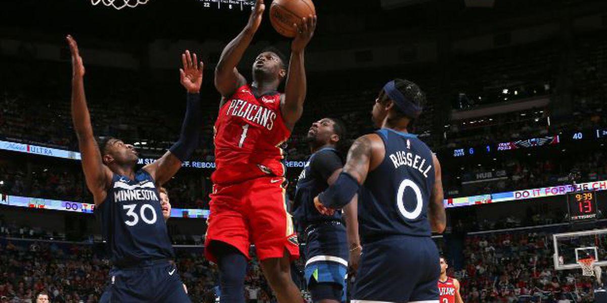 Pelicans prepare to travel to Orlando for restart of NBA season
