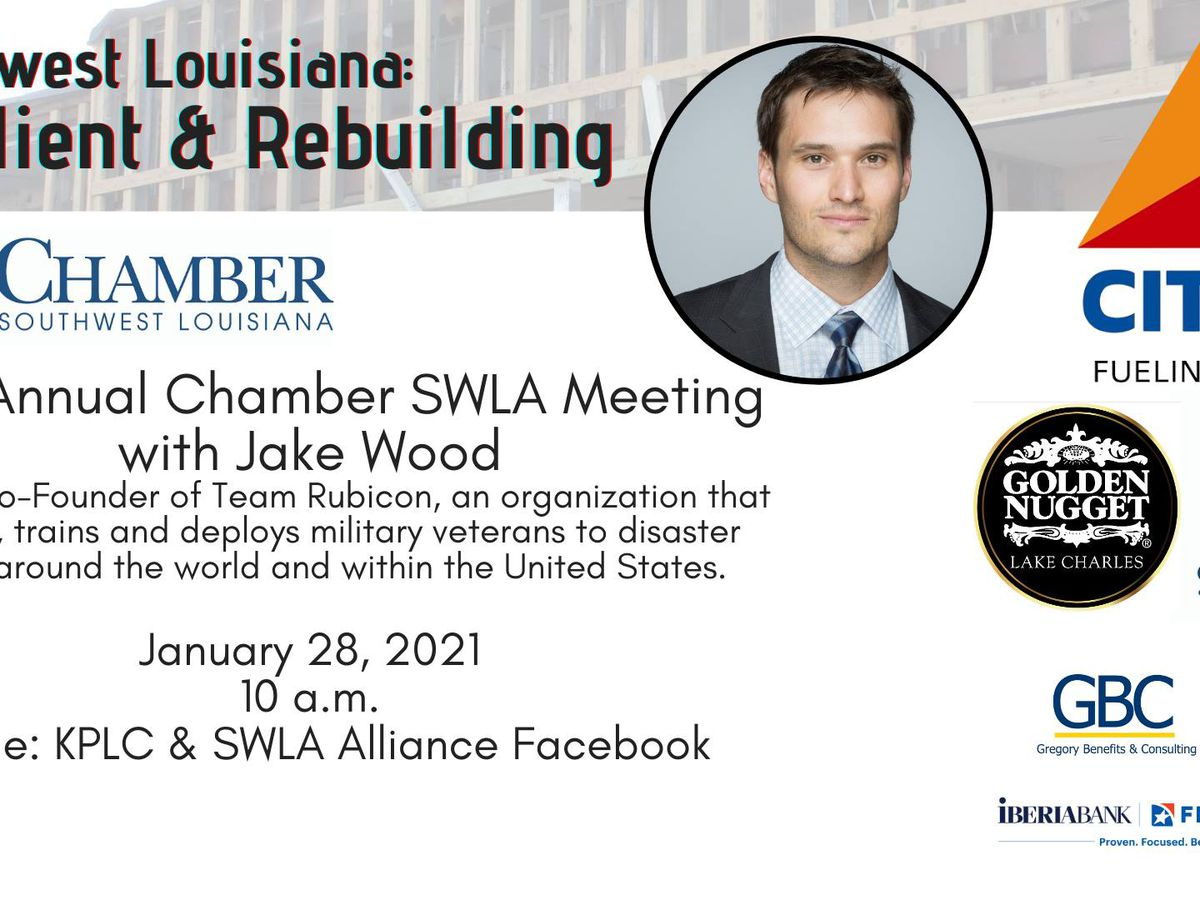117th Annual Chamber SWLA meeting