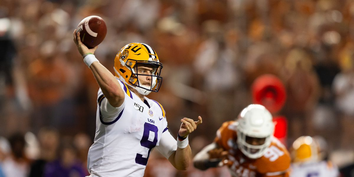 Joe Burrow red-hot to start 2019 with 9 TD passes in 2 games