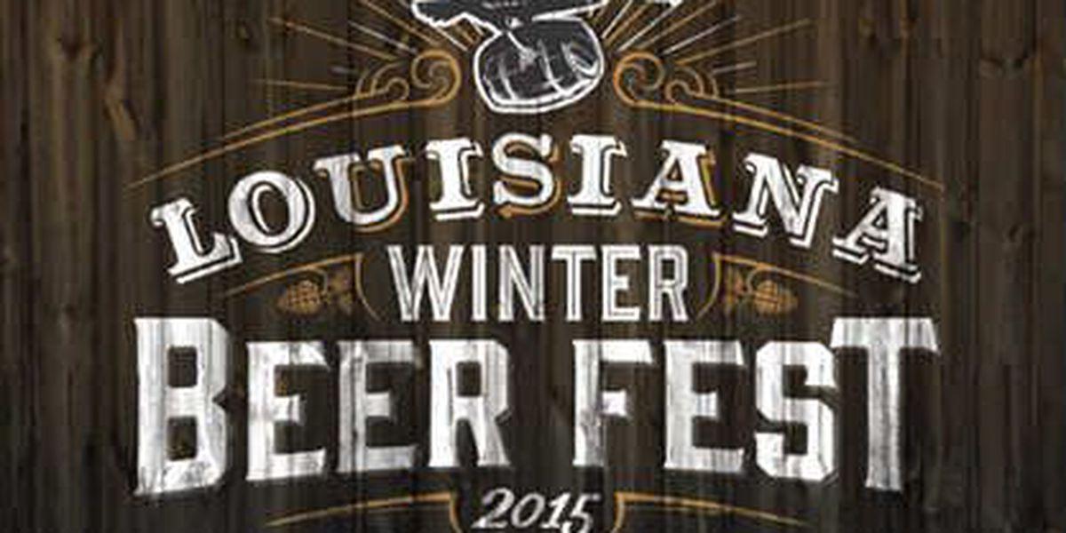 Louisiana Winter Beer Festival set for Feb. 21