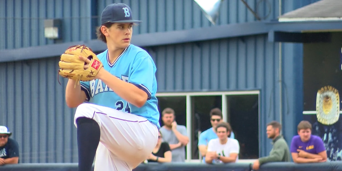 Barbe baseball ranked No. 9 in MaxPreps' preseason Top 25