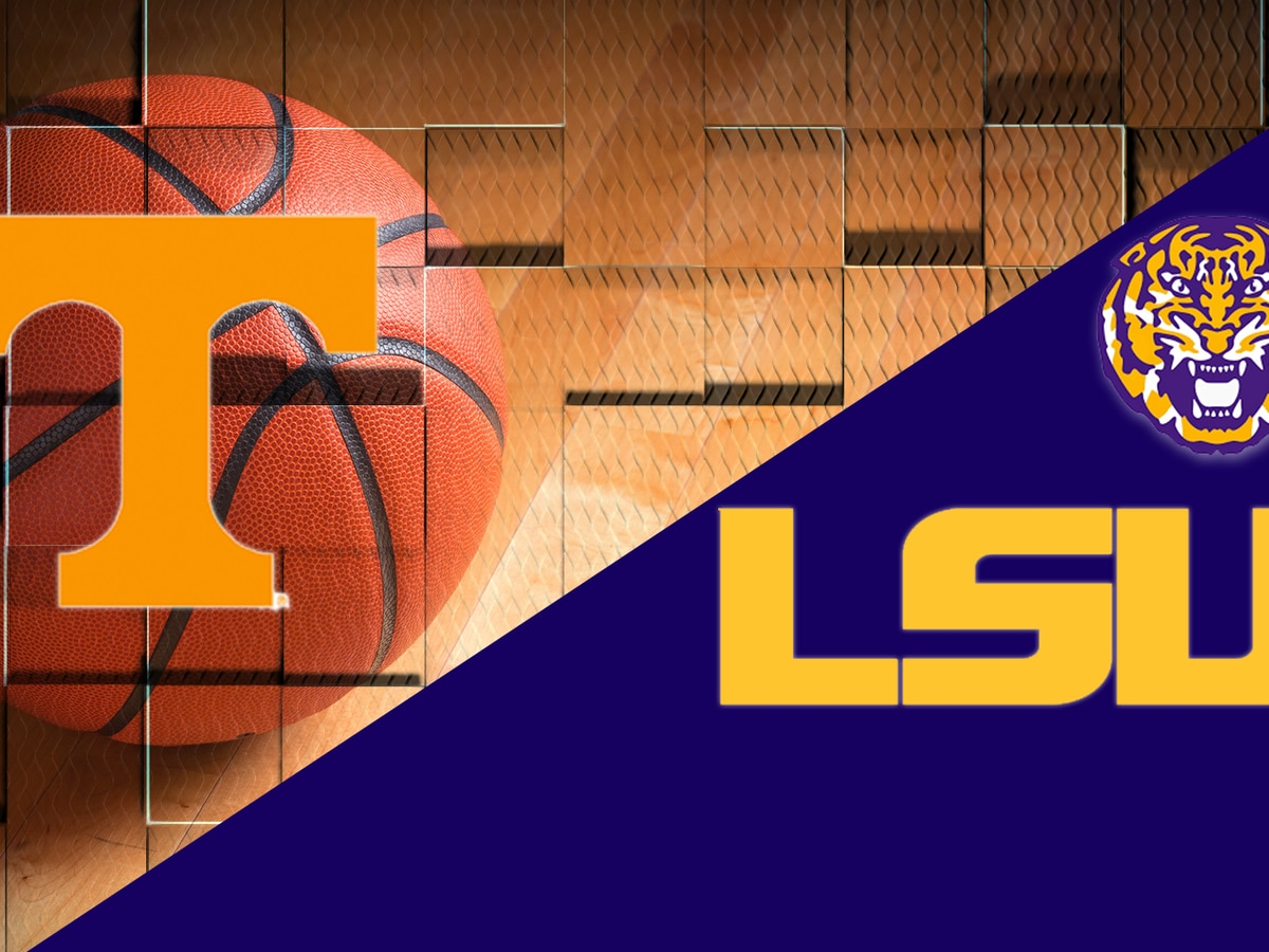 SEC Showdown: No. 13 LSU hosts No. 5 Tennessee