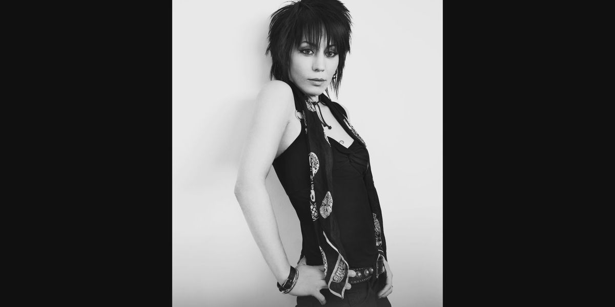 Rock legend Joan Jett to perform in Lake Charles