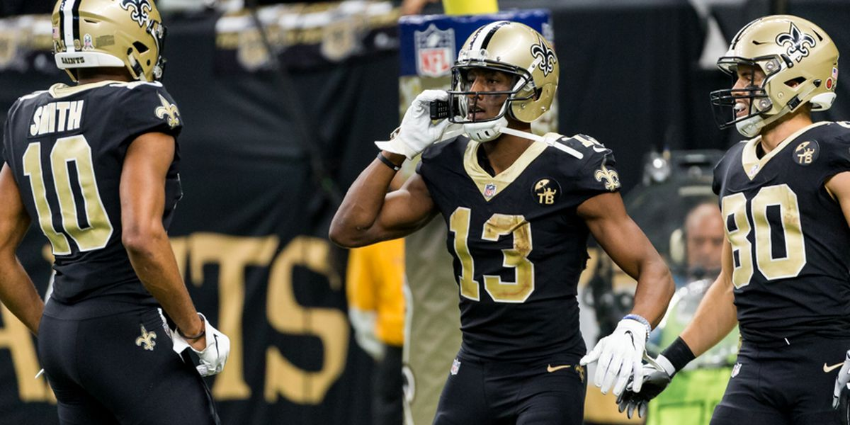 Michael Thomas breaks Joe Horn s team record for receiving yards in a season d635d3ae8
