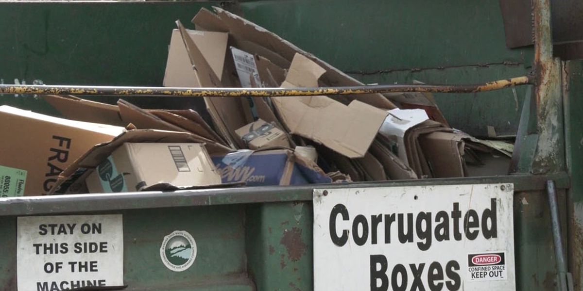 Calcasieu Parish Solid Waste Convenience Centers to allow trailers