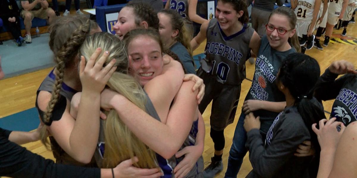 #SWLApreps girls' basketball quarterfinal round playoff recap