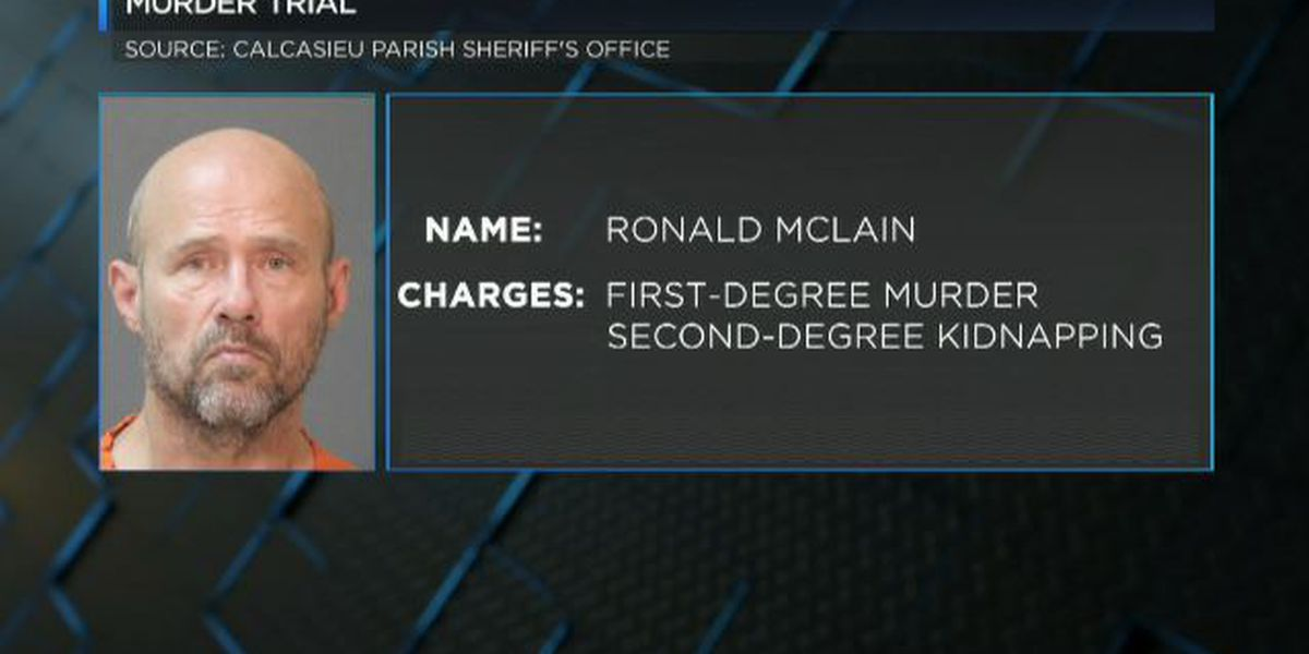 Testimony underway in trial of Ronald McLain, accused of murder and kidnapping