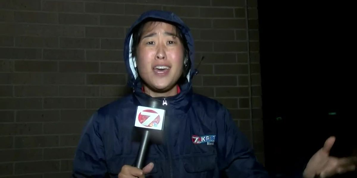 Cindy Choi reports from the Calcasieu Parish Sheriff's Office