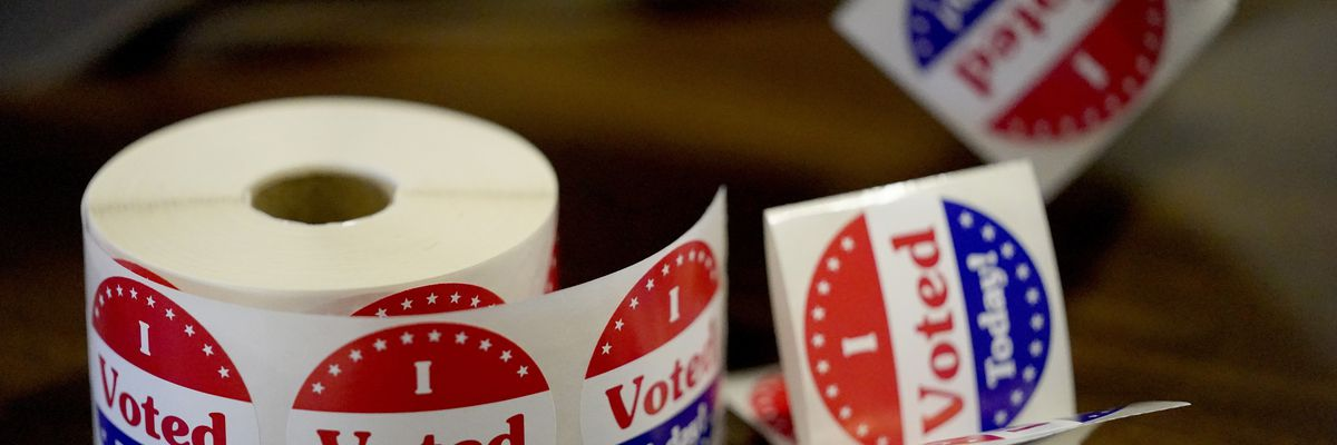 Online registration deadline for March 20 election is Saturday