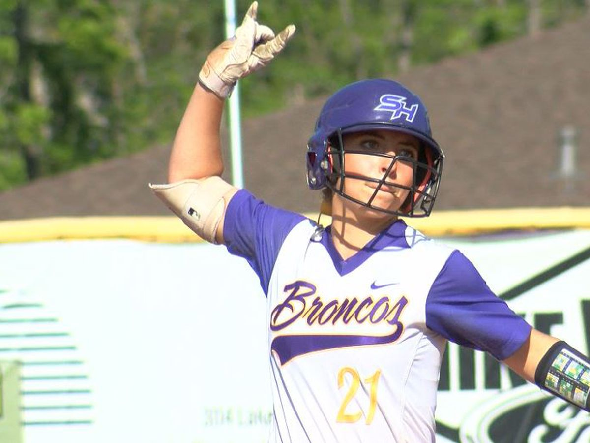 LHSAA softball playoffs: first round recap