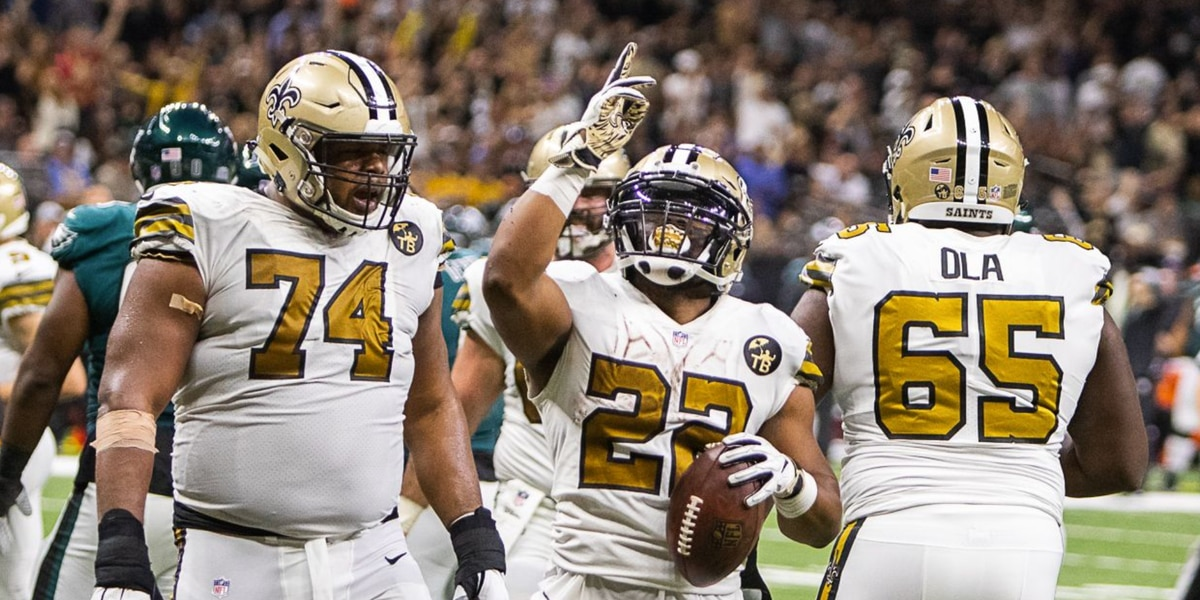 Source: Saints, Packers, Lions, Bears & Ravens have shown interest in Mark Ingram