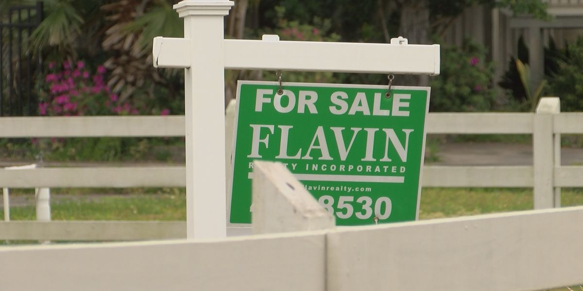 Southwest Louisiana Association of Realtors says coronavirus concerns has not impacted housing market