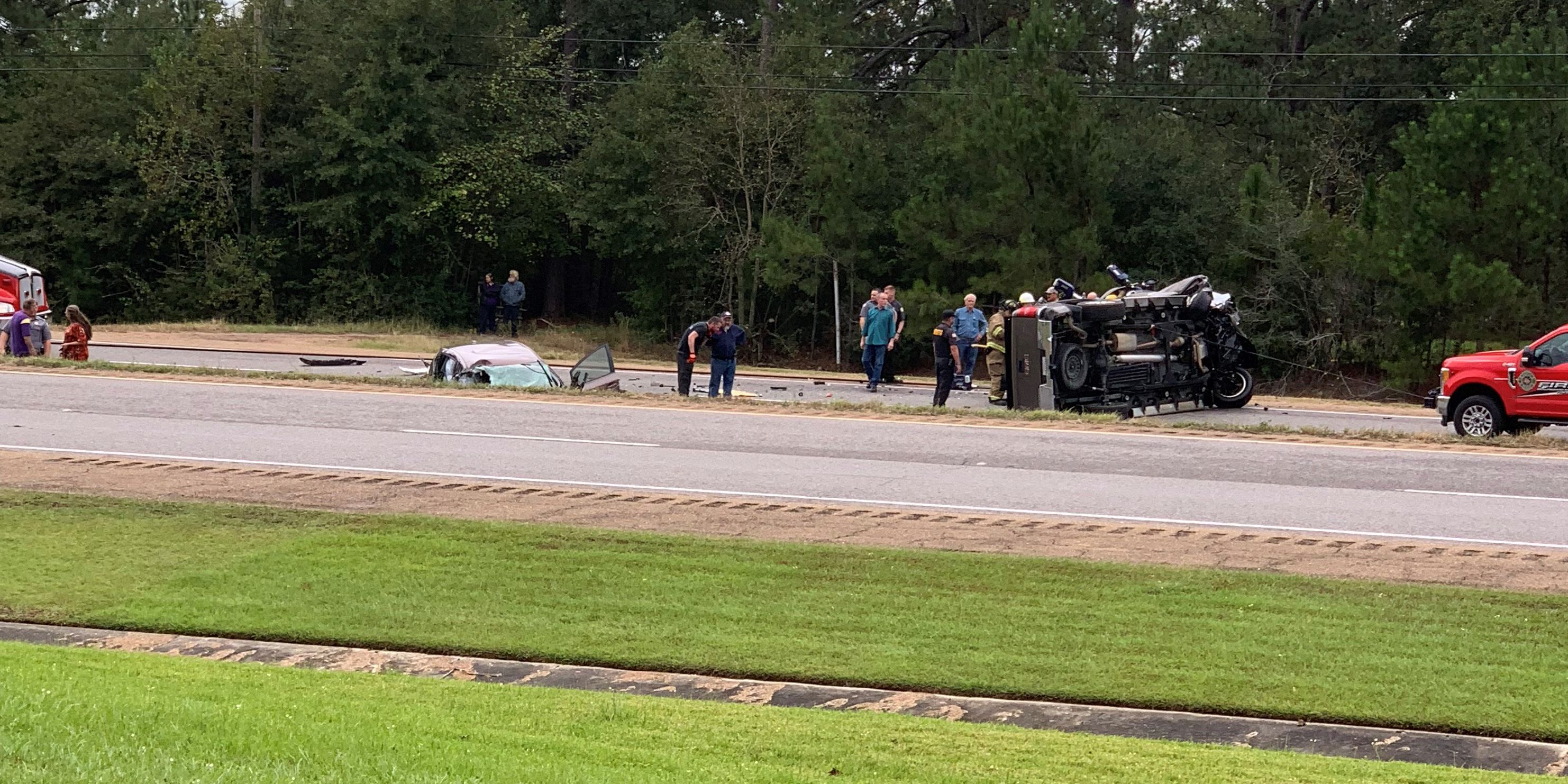 Authorities release name of victim in Tuesday's fatal accident on 171