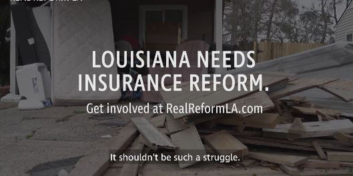 Insurance reform group supports six bills filed this legislative session