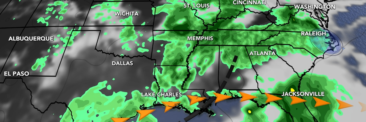 FIRST ALERT FORECAST: A nice end to the weekend, but an unsettled week is ahead