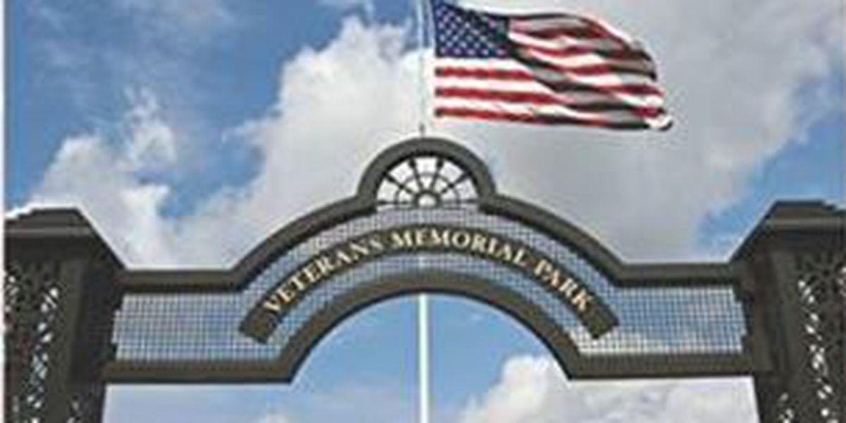 Sesquicentennial edition bricks for Veterans Memorial Park being sold