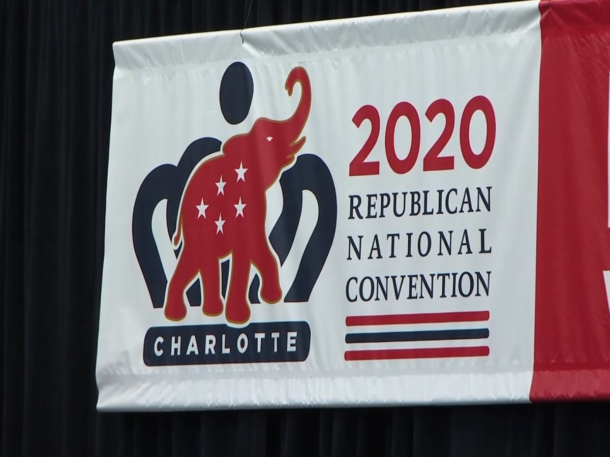 Trump, N.C. governor speak about GOP convention details