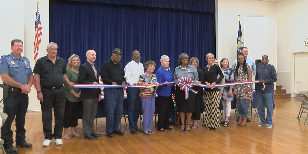DeRidder Historic War Memorial Civic Center showcases upgrades to the public