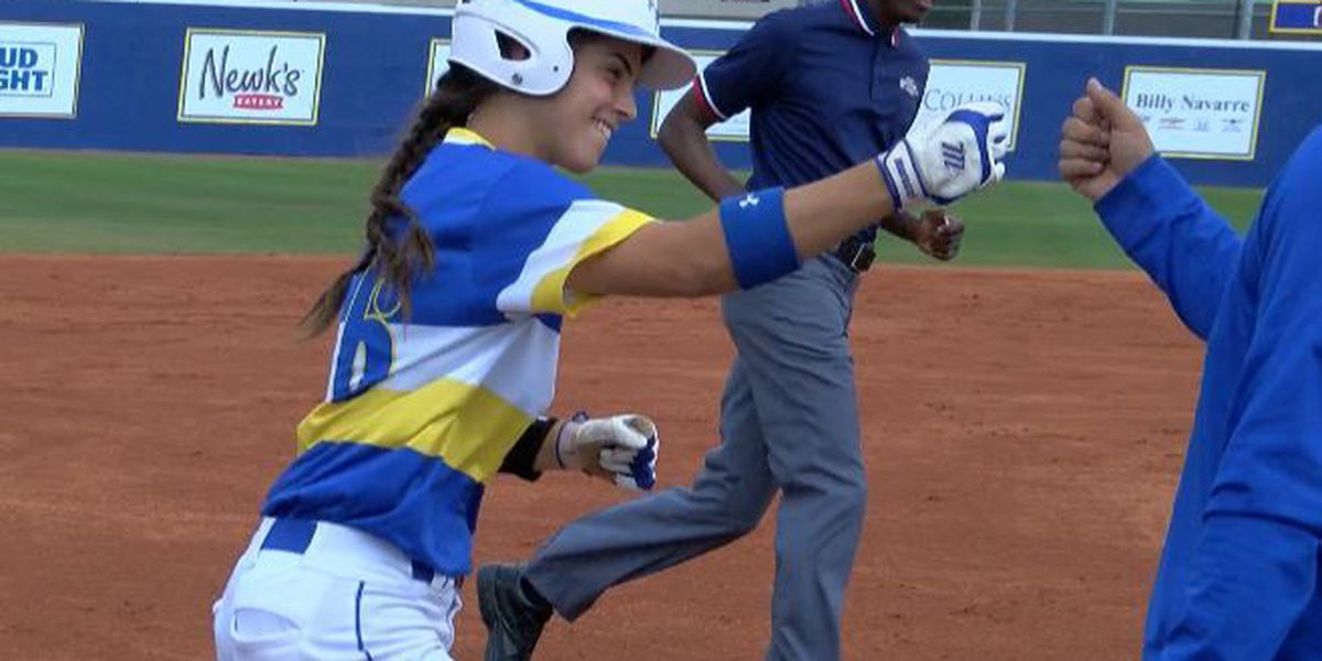 McNeese wins two as Piancastelli breaks Southland runs record