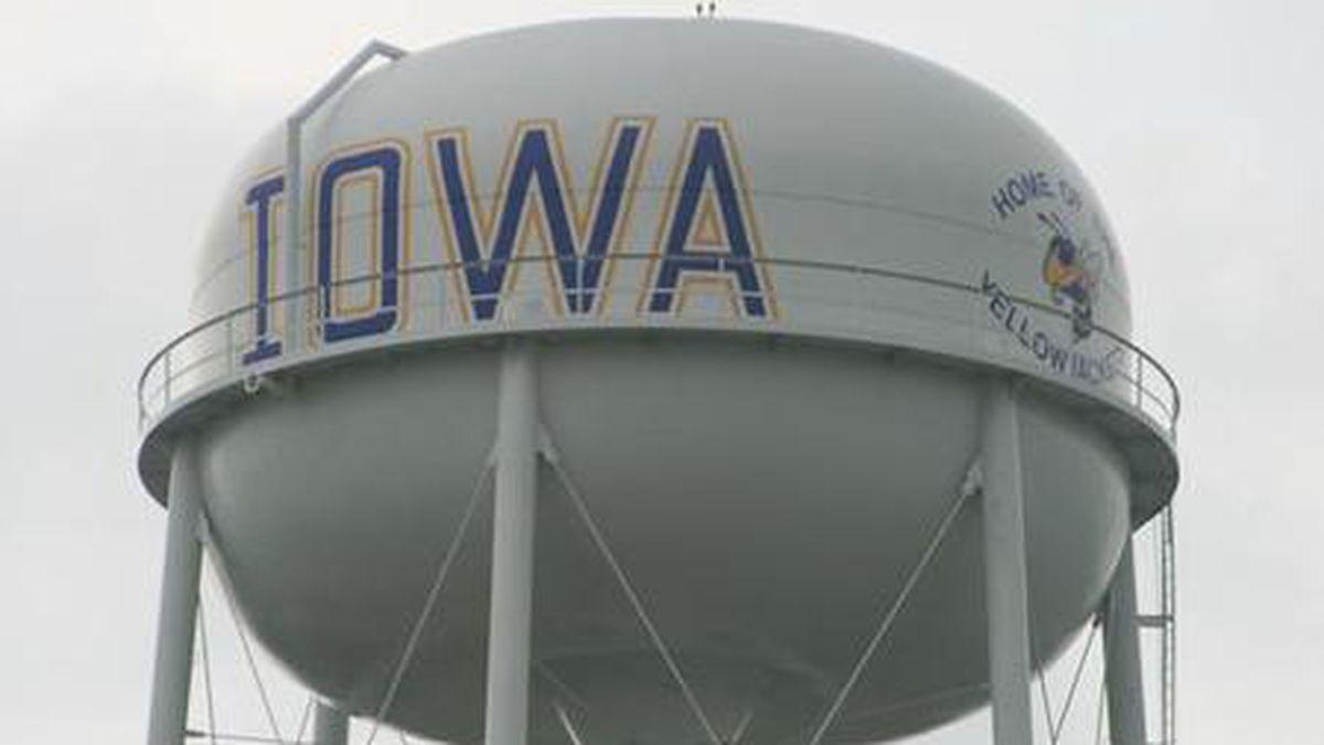Town of Iowa under boil advisory