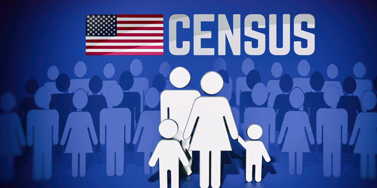 Census forms should be completed today