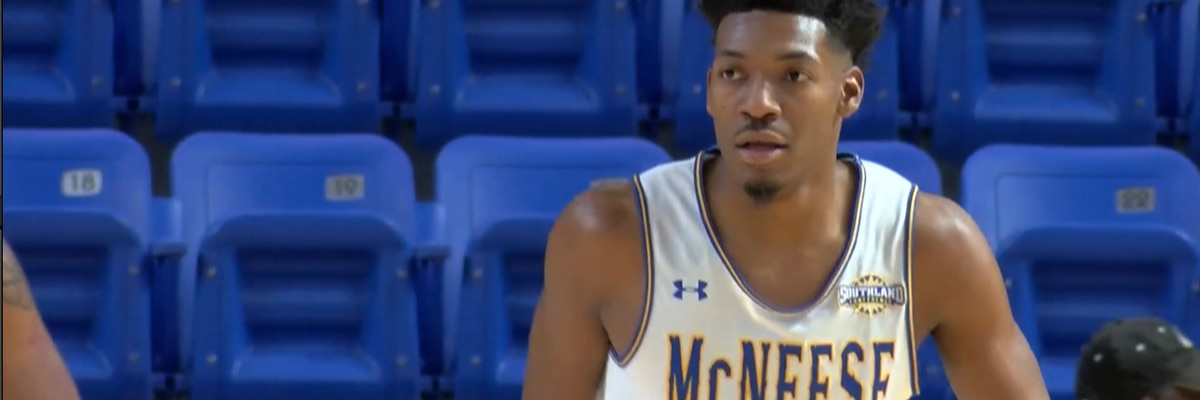 McNeese's Kennedy named SLC Player of the Week
