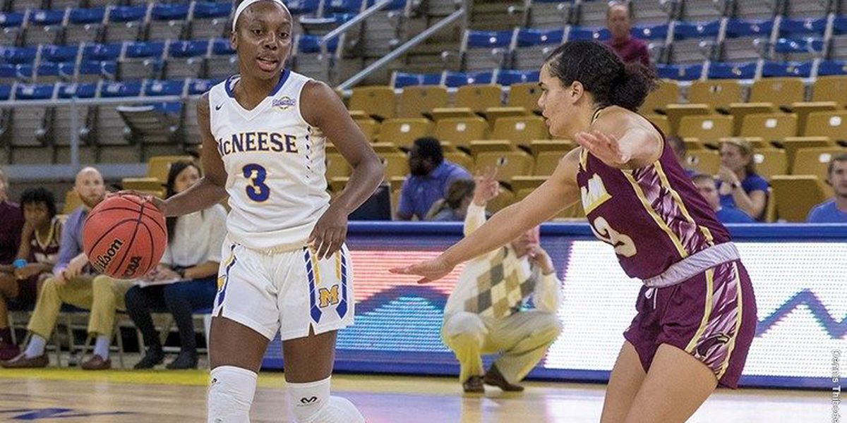 McNeese falls in back-and-forth battle at SMU