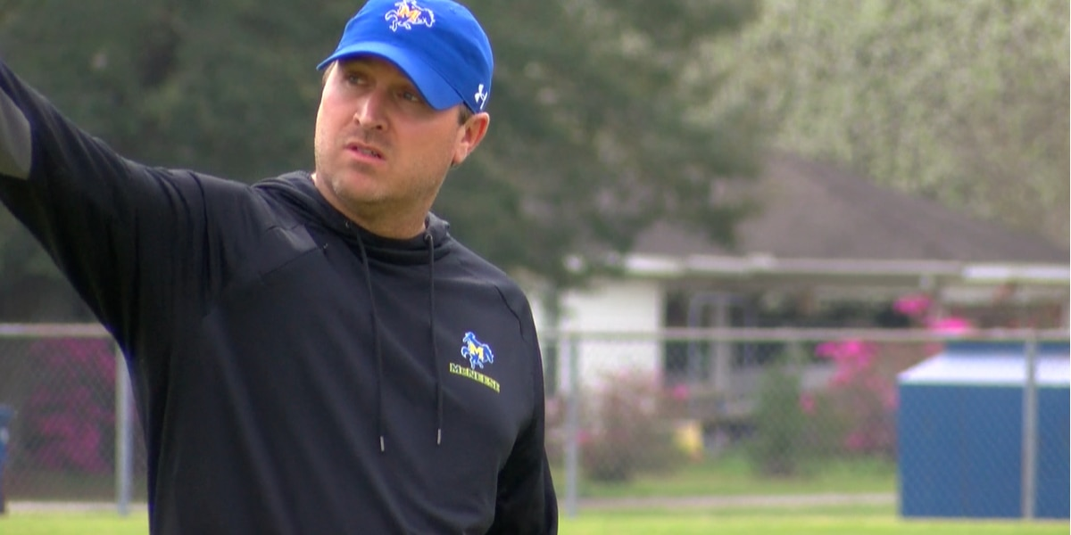 McNeese opens up spring football practices