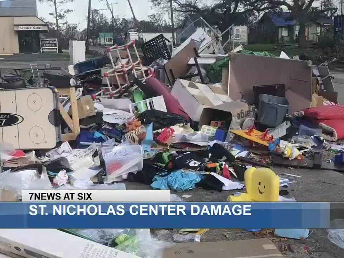 St. Nicholas Center for Children works to rebuild after Hurricane Laura