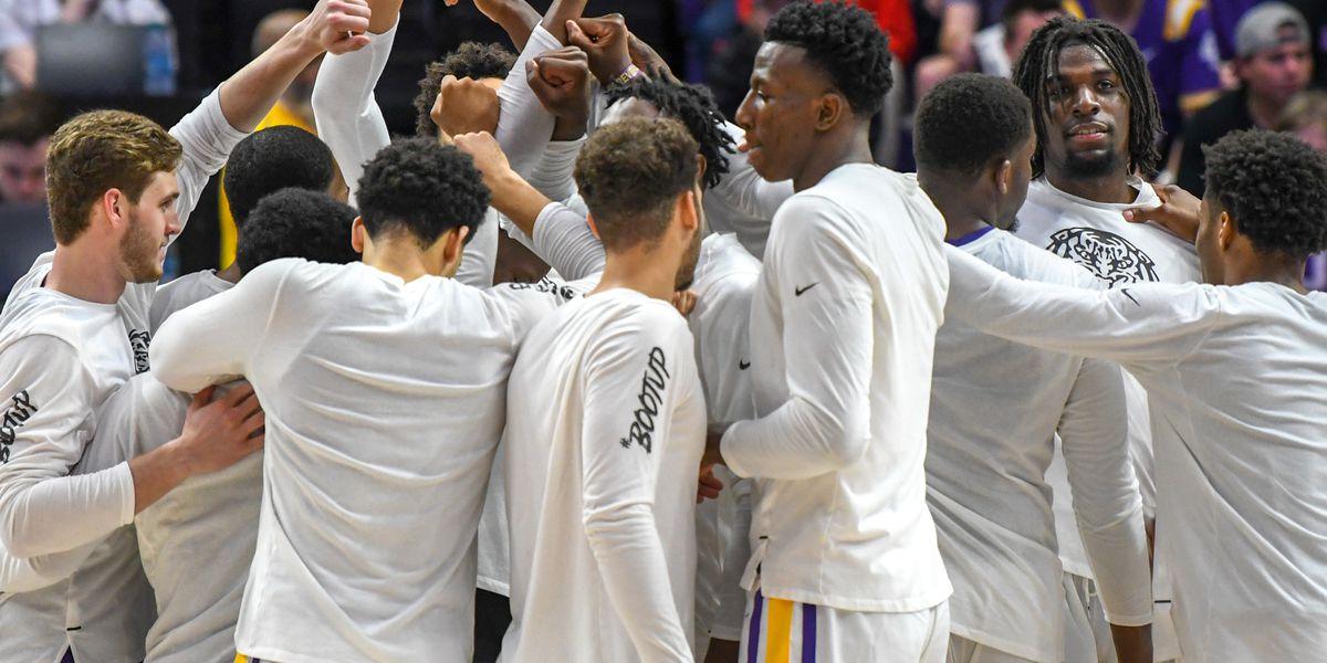 LSU basketball earns No. 3 in seed NCAA Tournament