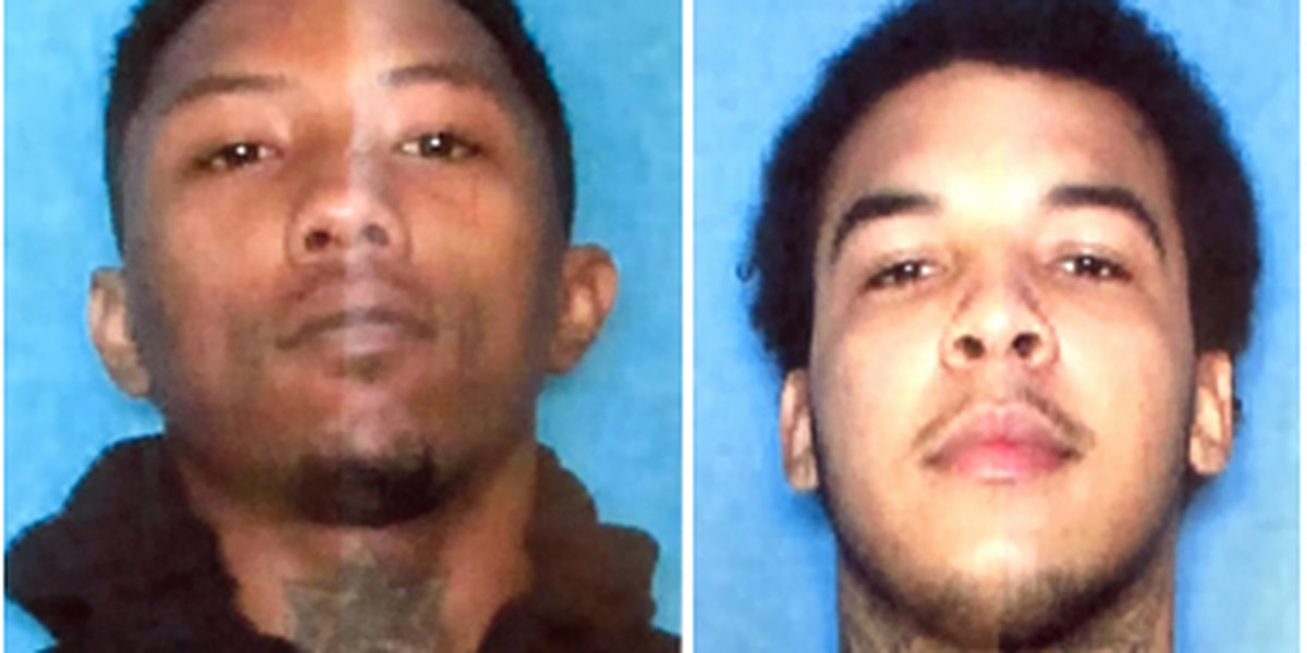 Second suspect in Canal St. shooting arrested in East Baton Rouge Parish