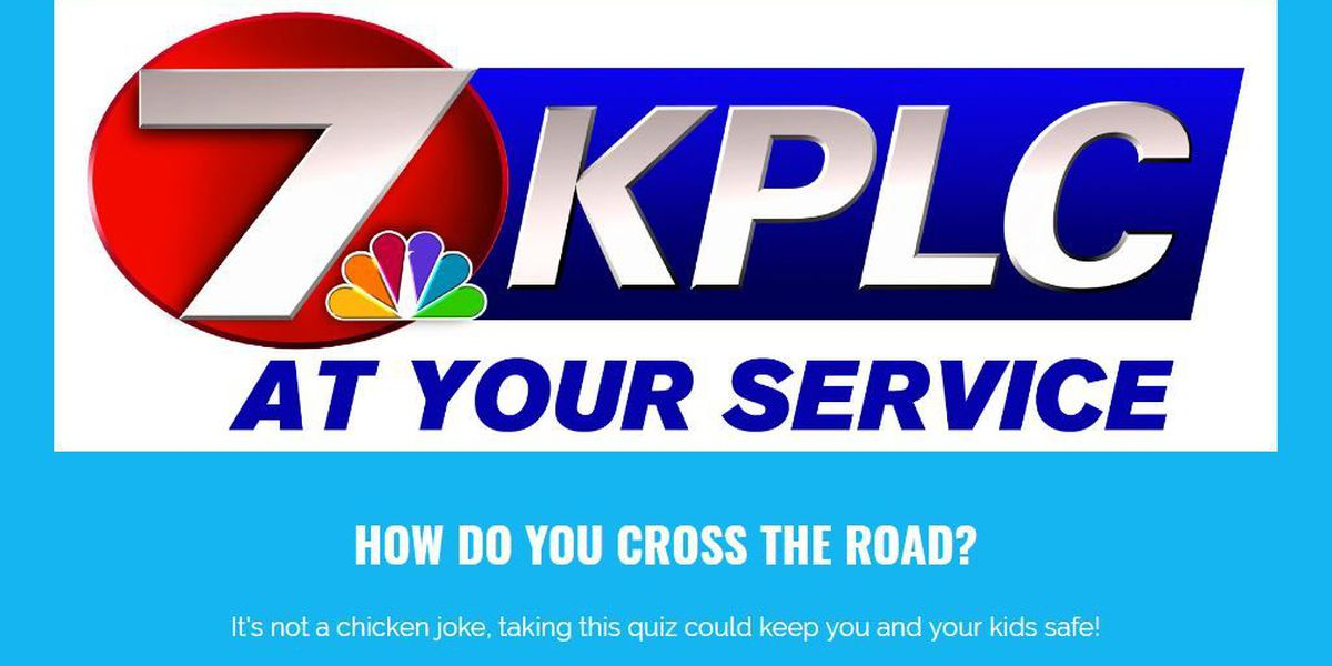 TAKE THE QUIZ: Are you safely crossing the road?