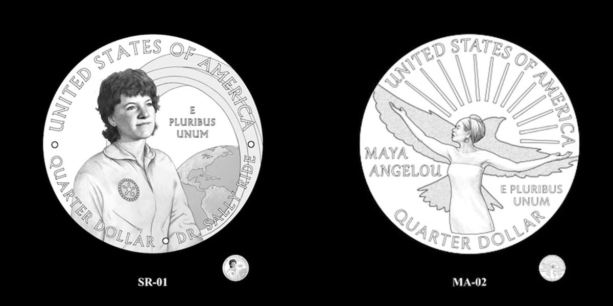 Help choose pioneering women to appear on US quarters