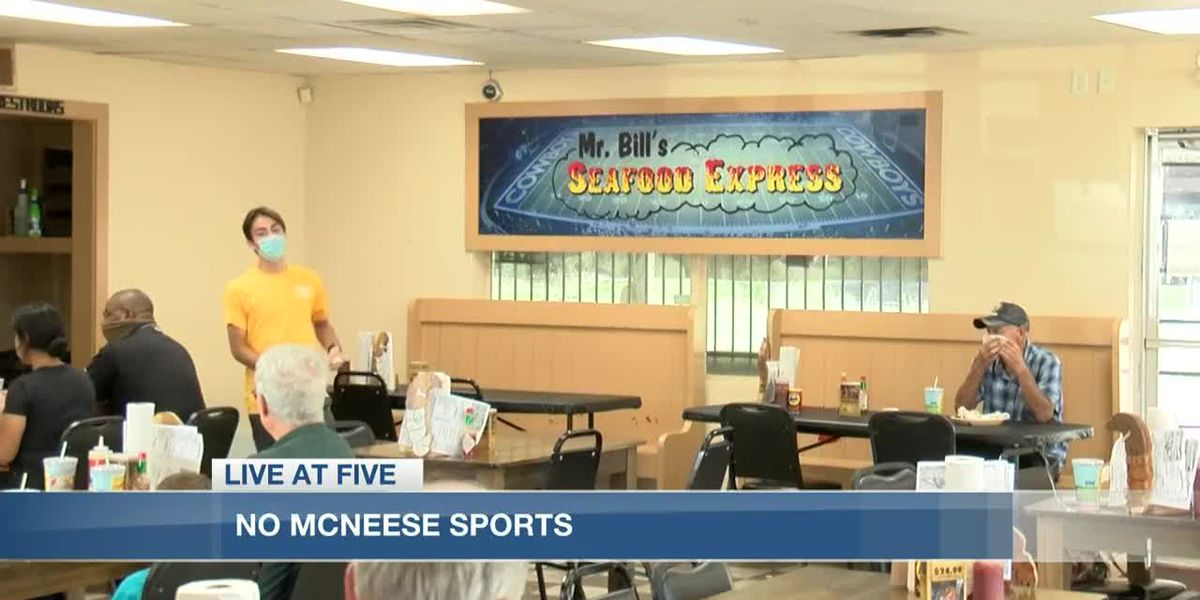 "Family-owned business on no McNeese sports: ""It's gonna be a huge impact for us"""
