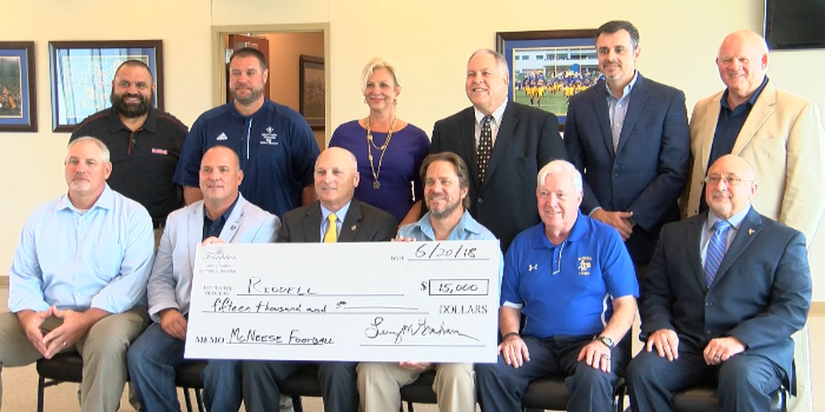 Lake Charles Memorial Foundation to Donate $15,000 in Smart Helmet Technology to McNeese Football