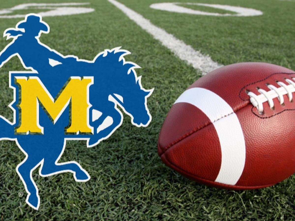 McNeese announces 2019 football schedule