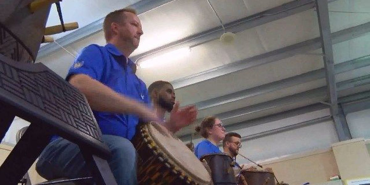 McNeese Percussion hosts World Percussion Concert