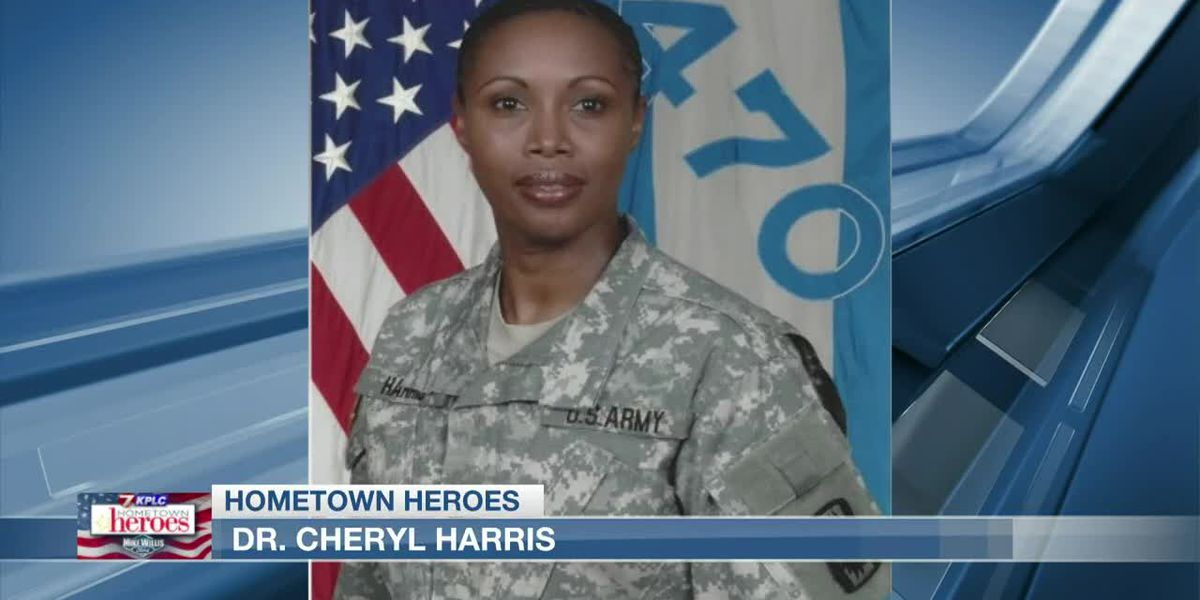 Hometown Hero - Dr. Cheryl Harris