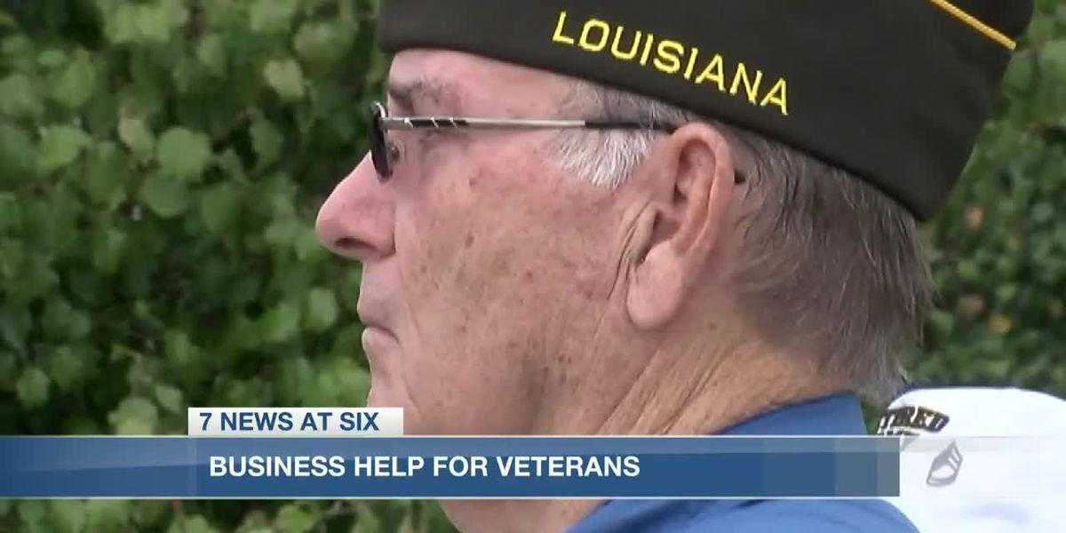 PAVE Program helps Louisiana veterans start small businesses