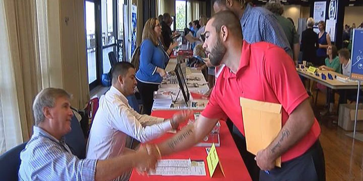 Jeff Davis Job Fair Wednesday in Jennings