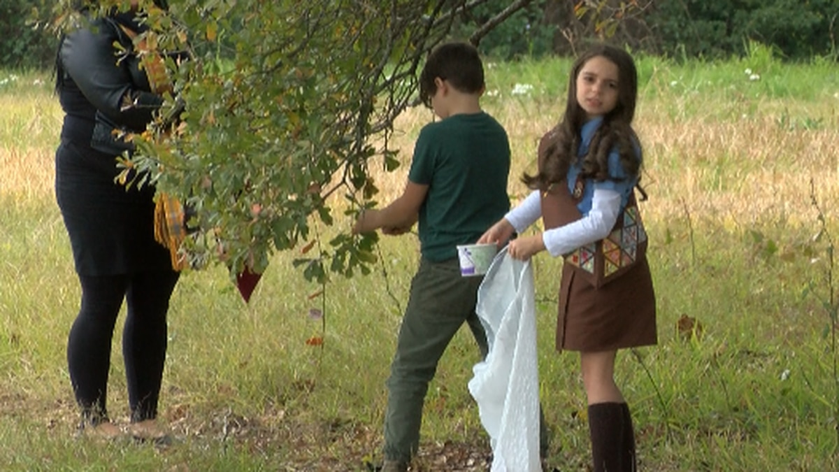 Brownie Girl Scout fighting back against SWLA litter problem