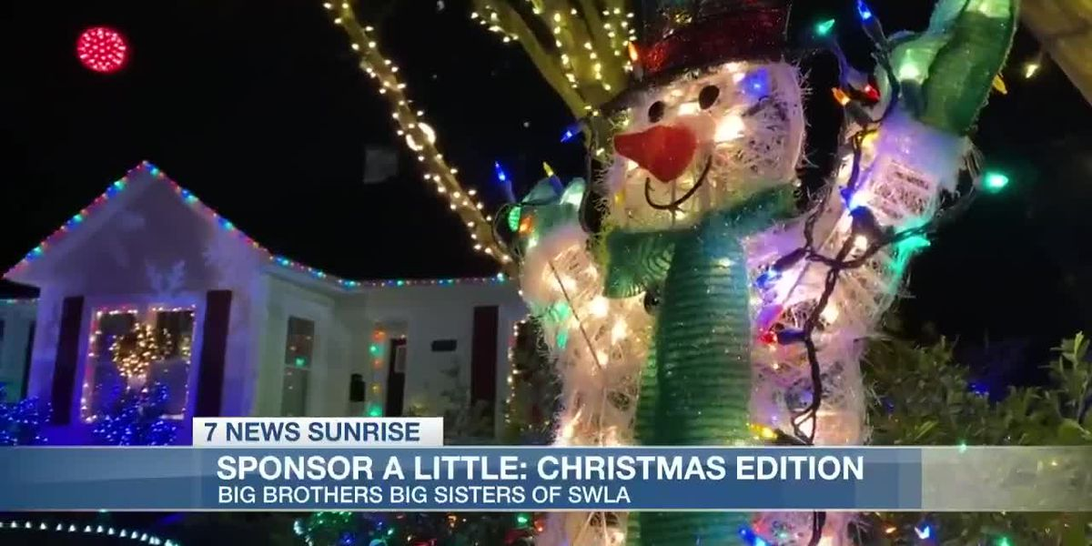 Big Brothers Big Sisters looking for holiday sponsors