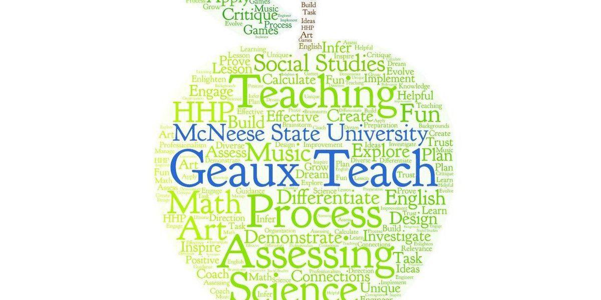 Geaux Teach at McNeese invites future educators to tour facilities