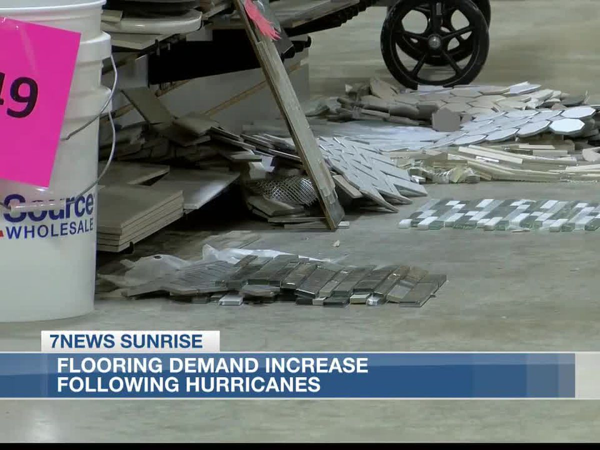 Flooring demand increase following Hurricanes Laura and Delta